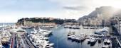 Monaco yachts — Stock Photo