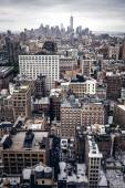 City buildings in New York — Stock Photo