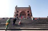 Jama Masjid in Delhi, India — Stock Photo