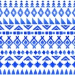 Seamless aztec pattern. — Stock Vector #55278501
