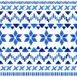 Seamless aztec pattern. — Stock Vector #55278511