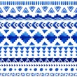 Seamless aztec pattern. — Stock Vector #55278531
