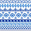 Seamless aztec pattern. — Stock Vector #55278591
