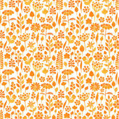 Floral pattern. — Stock Vector