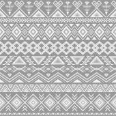 Ethnic striped seamless pattern. — Stock Vector