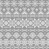 Ethnic striped seamless pattern. — Stockvector