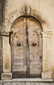 イタリアのドア — ストック写真
