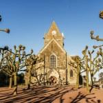 Sainte Mere Eglise — Stock Photo #71897007