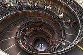 Bramante Staircase — Stock Photo