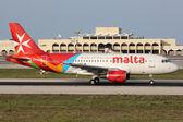 Air Malta Airbus A319 — Foto Stock