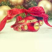 рождественское украшение. — Стоковое фото
