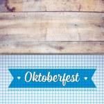 Oktoberfest background — Stock Vector #52829365