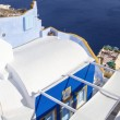 Oia village on the island of Santorini — Stock Photo #54583821