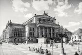 The Konzerthaus — Stock Photo