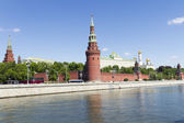 View of Moscow Kremlin — Foto de Stock