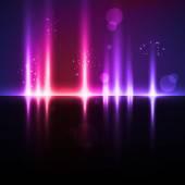 Abstact luz — Vector de stock
