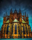 Sint-Vituskathedraal — Stockfoto