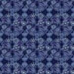 Christmas seamless background with glitter white snowflakes — Stock Photo #52172481