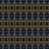 Seamless pattern for a border trim — Stock Photo