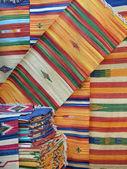 National Indian mats — Stock Photo