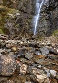 Copper Creek and Copper Falls. — Stock Photo