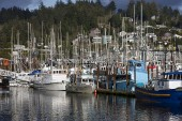 Several fishing vessels. — Stockfoto