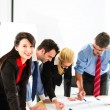 Business - People in office working as team — Stock Photo #72948591