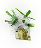 Green economy — Stock Photo