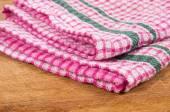 полотенце крупным планом — Стоковое фото