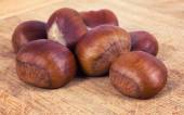 Chestnuts — Stok fotoğraf