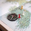 Open map — Stock Photo #70696689