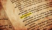 Mot du dictionnaire — Photo