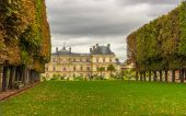 Luxembourg palace. — Stock Photo
