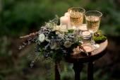Decoração de casamento — Fotografia Stock