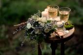 Wedding decor — Stock Photo