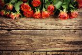 Valentines Day background, wedding day — Stock Photo