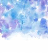 Vector Watercolor background. — Stock Vector