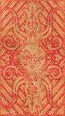 Old ornamental grunge paper background — Stock Photo