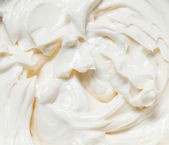 Cream cheese — Stock Photo