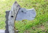 木製の馬 — ストック写真