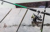 Fishing stick — Stock Photo
