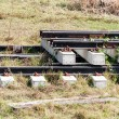 New railway set — Stock Photo #72201471