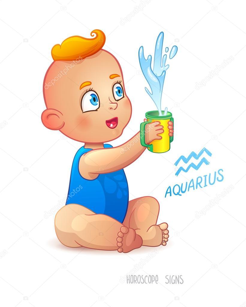 Овен мама ребенок водолей