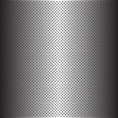 Textura de metal perfurada padrão — Fotografia Stock