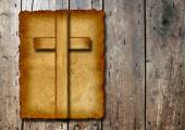 Christian religious cross — Foto de Stock