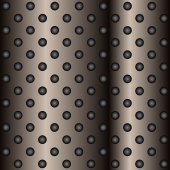Gray metal stainless background — Stock Photo