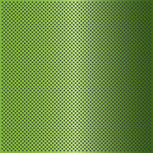 Green metal stainless background — Stock Photo
