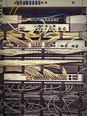 Server rack  — Stock Photo