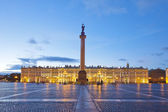 Russia. St. Petersburg. Palace Square — Foto Stock
