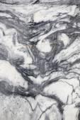 Slice of granite rock. The texture of the stone — Photo